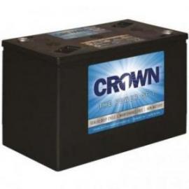 Crown 6CRV215 Sealed AGM 6 volt 215 ah Group 27 Pallet Jack Battery