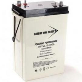 6 volt 400ah L16 L-16 L 16 BWEVL16-400A Sealed AGM Solar Battery