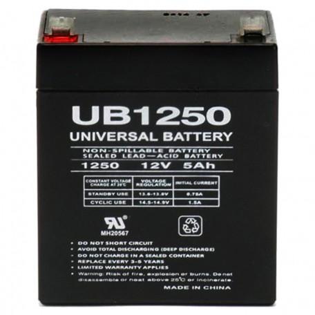 PowerVar Security One ABCE420-11, ABCEG420-11 UPS Battery