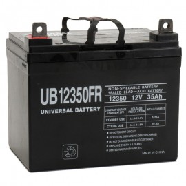 12v 35ah Flame Retardant UPS Battery for Genesis Datasafe 12HX135B