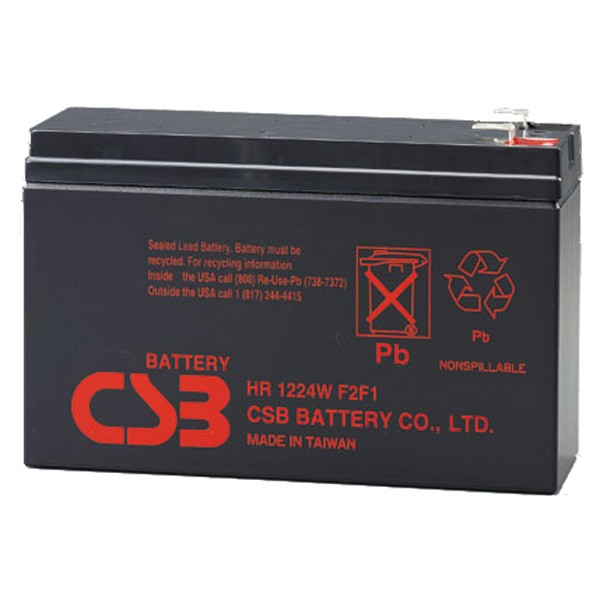 MGE Pulsar ESV 8 Replacement Battery Pack Rechargeable, high Rate