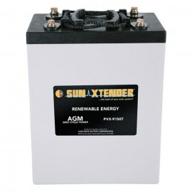 2v 915ah Deep Cycle Concorde Sun Xtender PVX-9150T Solar Battery
