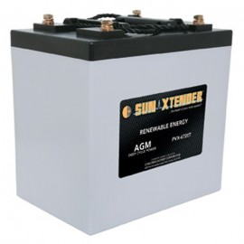 2v 672ah Deep Cycle Concorde Sun Xtender PVX-6720T Solar Battery