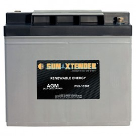 6v 103ah Deep Cycle Concorde Sun Xtender PVX-1030T Solar Battery