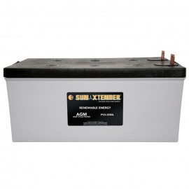 12v 258ah 8D Deep Cycle Sun Xtender PVX-12255L Solar Battery