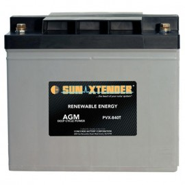 12v 84ah Deep Cycle Concorde Sun Xtender PVX-840T Solar Battery