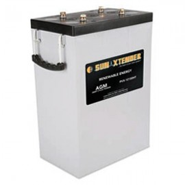 2v 1215ah Deep Cycle Sun Xtender PVX-12150HT SCADA Solar Battery
