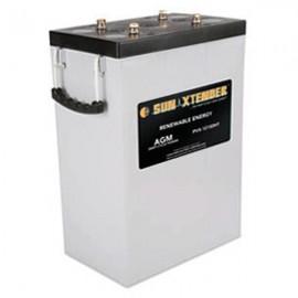 2v 1215ah Deep Cycle Sun Xtender PVX-12150HT SCADA Solar Battery