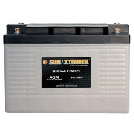 2v 648ah Deep Cycle Sun Xtender PVX-6480T SCADA Solar Battery