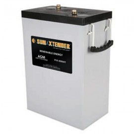 6v 405ah Deep Cycle Sun Xtender PVX-4050HT SCADA Solar Battery