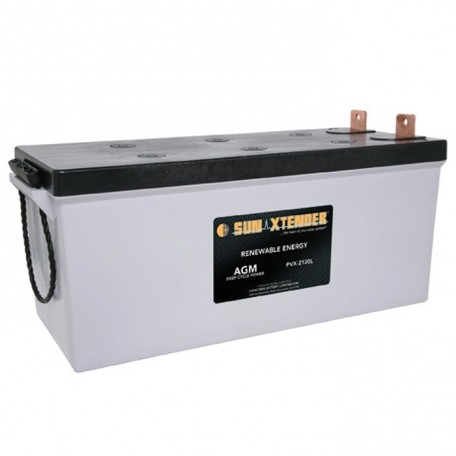 12v 212ah 4D Deep Cycle Sun Xtender PVX-2120L SCADA Solar Battery