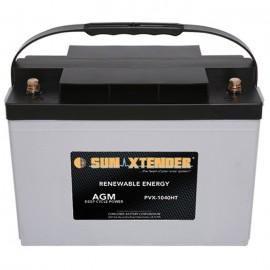 12v 104ah Deep Cycle Sun Xtender PVX-1040HT SCADA Solar Battery