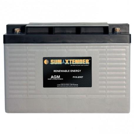 12v 89ah Deep Cycle Sun Xtender PVX-890T SCADA Solar Battery