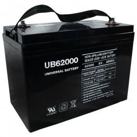 6 Volt 200ah Group 27 UPS StandBy Battery replaces Vision 3FM180D-X