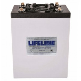 2v 900ah Concorde Lifeline GPL-6CT-2V Deep Cycle Marine Battery