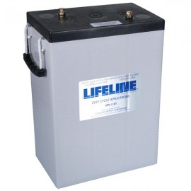 6v 400ah Concorde Lifeline GPL-L16T Deep Cycle Marine Battery