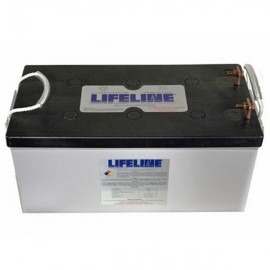 12v 255ah 8D Concorde Lifeline GPL-8DL Deep Cycle Marine Battery