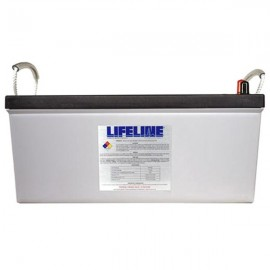 12v 210ah 4D Concorde Lifeline GPL-4DA Deep Cycle Marine Battery