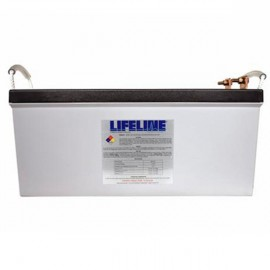 12v 210ah 4D Concorde Lifeline GPL-4DL Deep Cycle Marine Battery