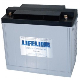 12v 150ah Concorde Lifeline GPL-30HT Deep Cycle Marine Battery