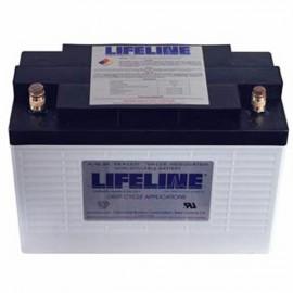 12v 100ah Concorde Lifeline GPL-31T Deep Cycle Marine Battery