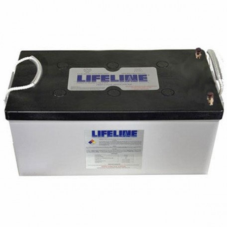 12v 255ah 8D Concorde Lifeline GPL-8DA Deep Cycle RV Battery