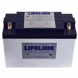12v 105ah Concorde Lifeline GPL-31T Deep Cycle RV Battery
