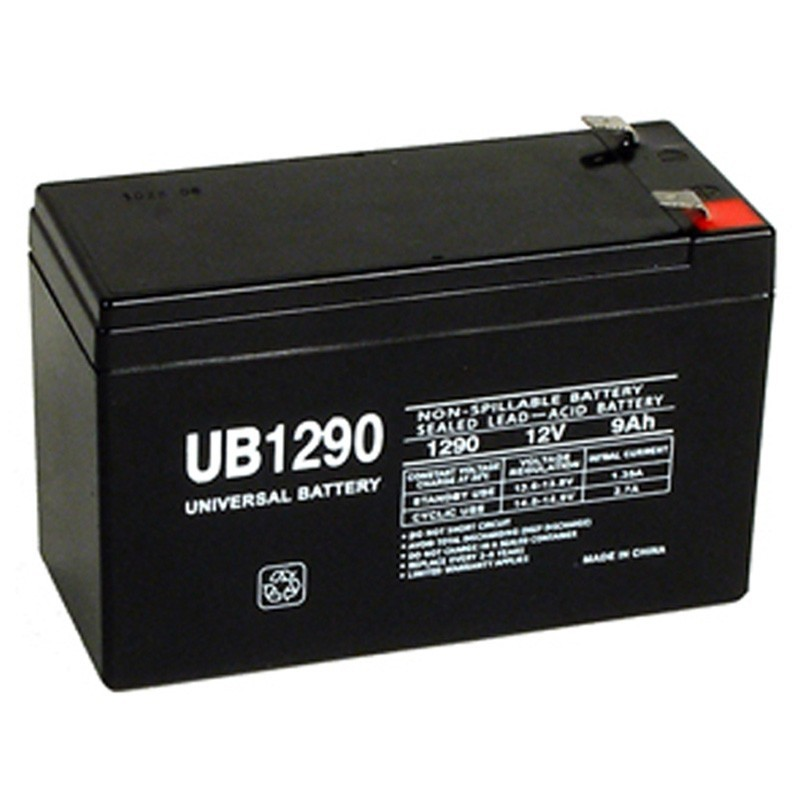 12 Volt Battery : Volt ah ub electric scooter bike battery replaces