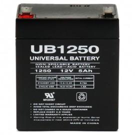 Razor E125, E 125 Black 13125E-BK Scooter Battery