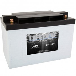12v 125ah Concorde Lifeline GPL-31XT Deep Cycle Marine Battery