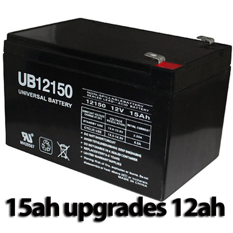 Pride Mobility Sc41 Dash Scooter Battery 15ah
