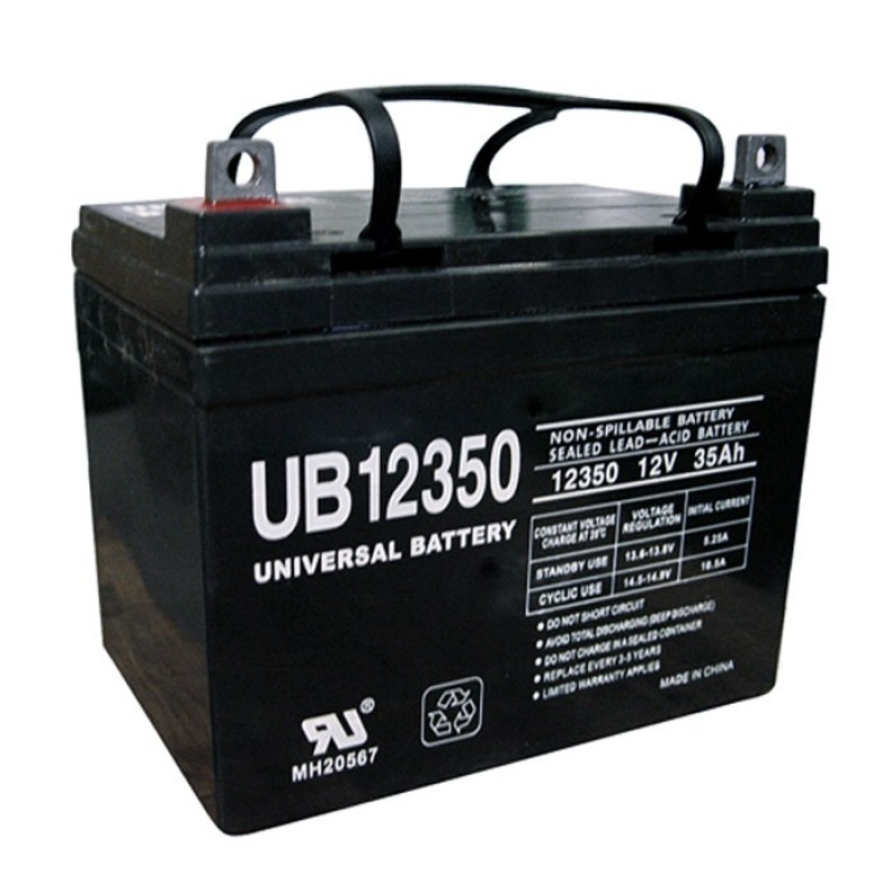 Electric Wheelchair All Models U1 Agm Battery