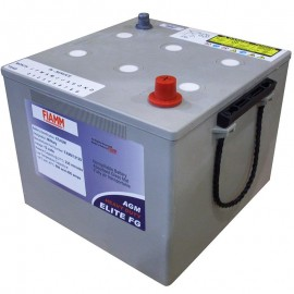FGMX12120 6T AGM Battery replaces Exide 6TL