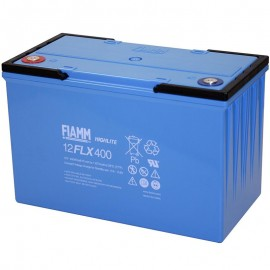 Fiamm 12FLX400 12 FLX 400 100ah 415wpc High Rate UPS Standby Battery