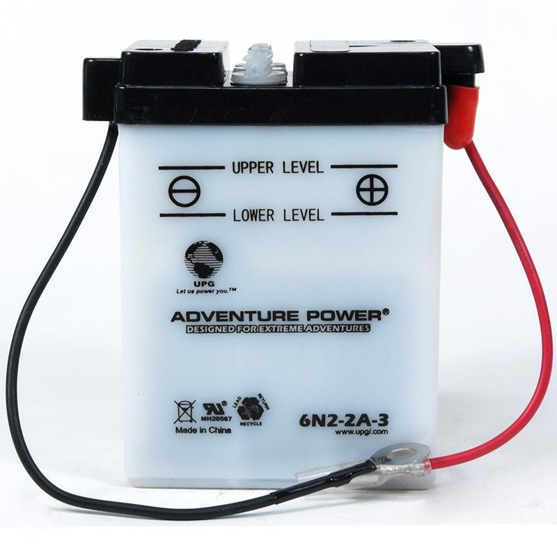 Yamaha dt1 250 enduro replacement battery 1968 for Yamaha motorcycle batteries