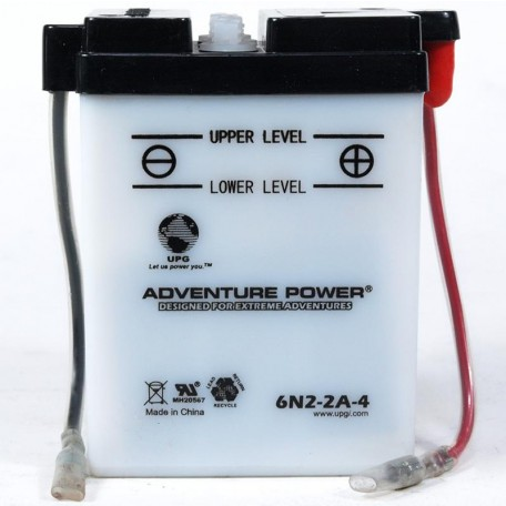 Suzuki TS250 Savage Replacement Battery (1969-1972)