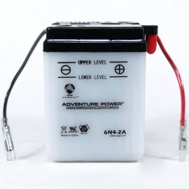 Suzuki AC50, AS50 Replacement Battery (1971)