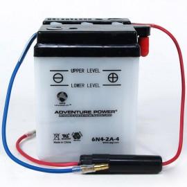 Yuasa 6N4-2A-4 Replacement Battery