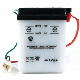 Honda 31500-126-771 Motorcycle Replacement Battery