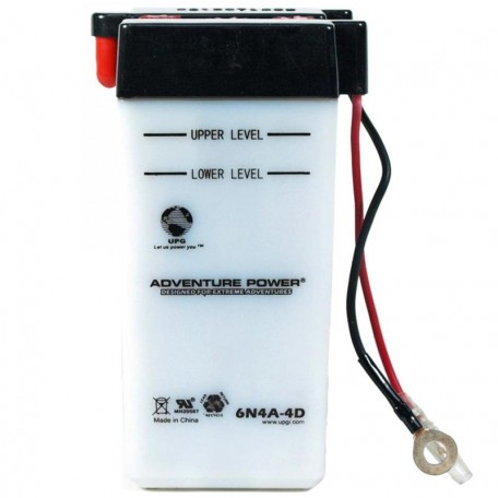 Yamaha XT125 Replacement Battery (1982-1983)