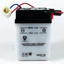 Honda 31500-098-506 Motorcycle Replacement Battery
