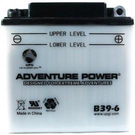 Piaggio (Vespa) Vespa 125 Sprint Replacement Battery
