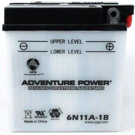 Piaggio Vespa 50 Elestart Replacement Battery
