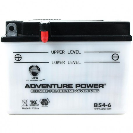 Honda 31500237670 Motorcycle Replacement Battery