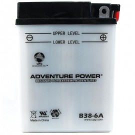 Gilera Motocarro Replacement Battery