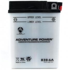 Triumph 350 3TA, Twenty One Replacement Battery