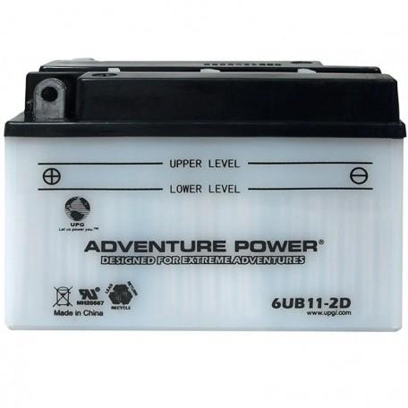 Yamaha CV80 Riva Replacement Battery (1983-1987)