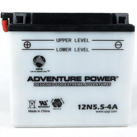 Benelli 125 Guzzi Replacement Battery