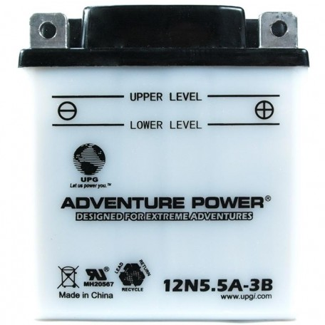Yamaha RD125 Replacement Battery (1975-1976)