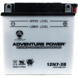 Power-Sonic 12N7-3B Replacement Battery